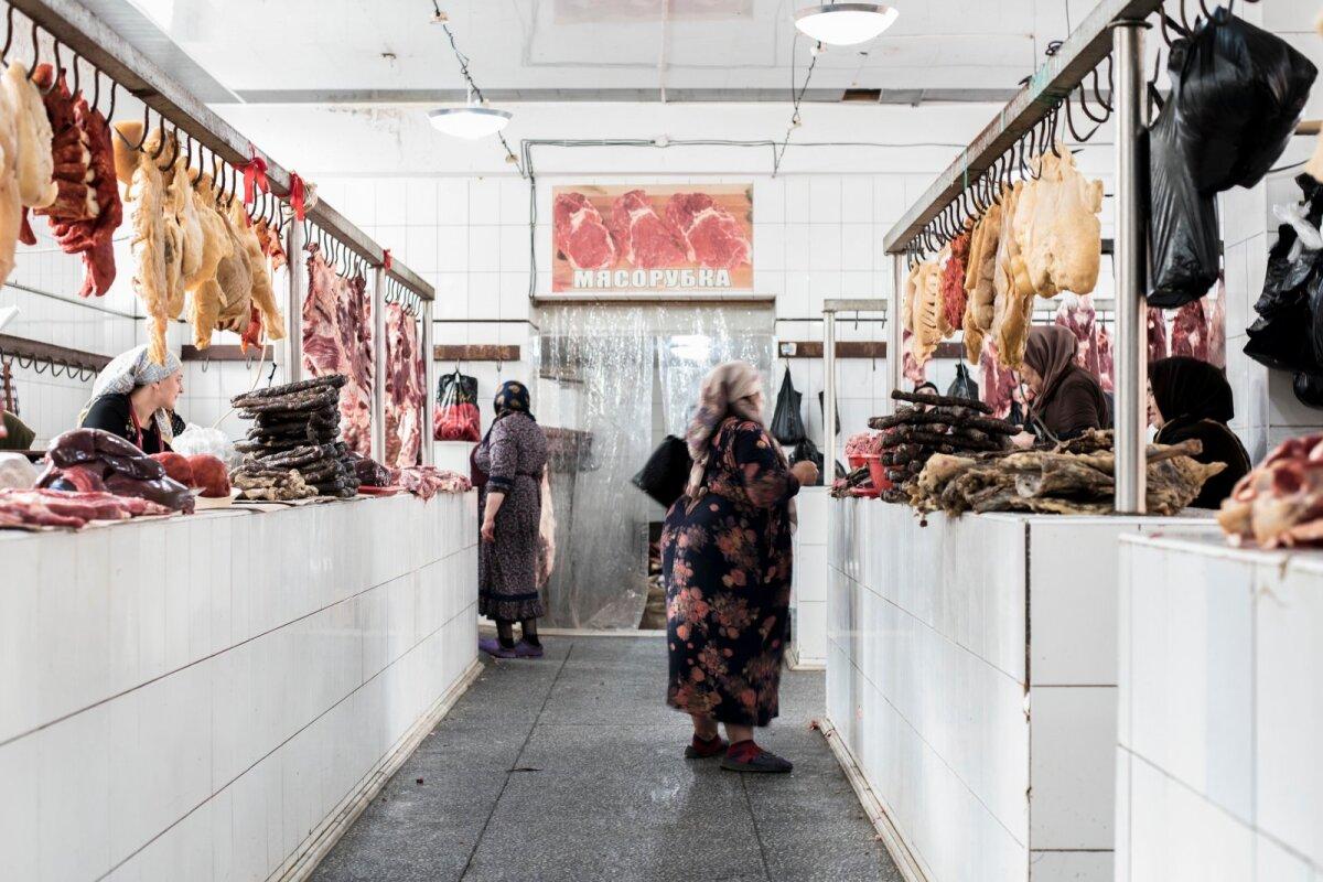 Taimetoitlane jääb Dagestanis hätta.