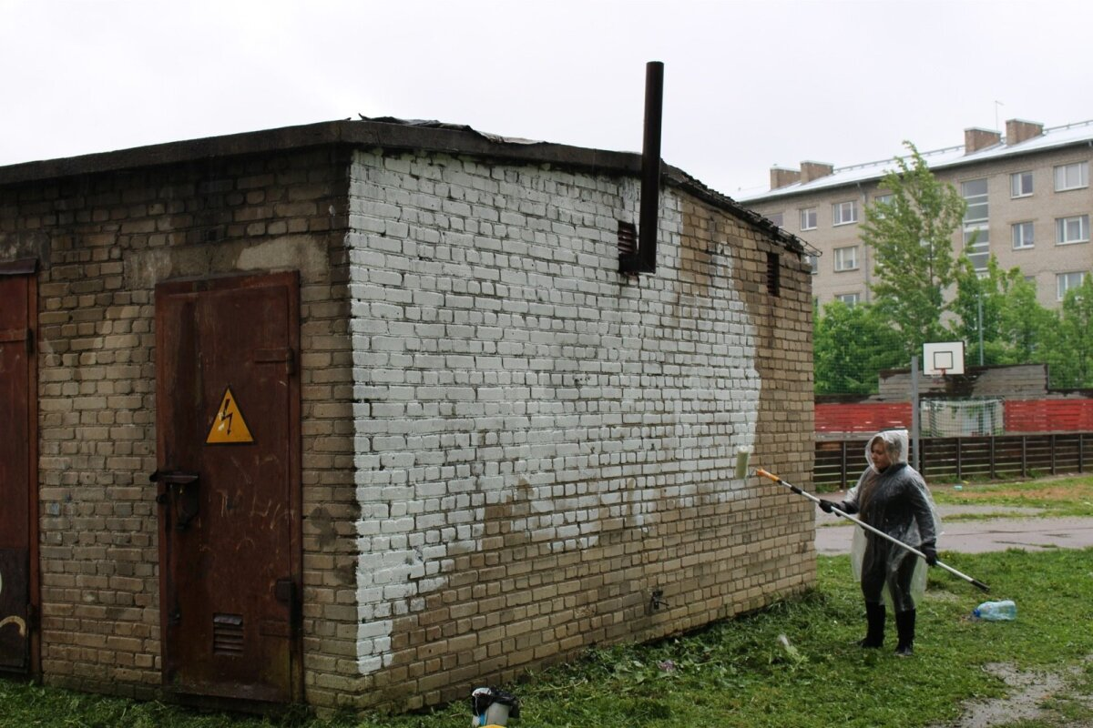Minu esimene sein, Narva