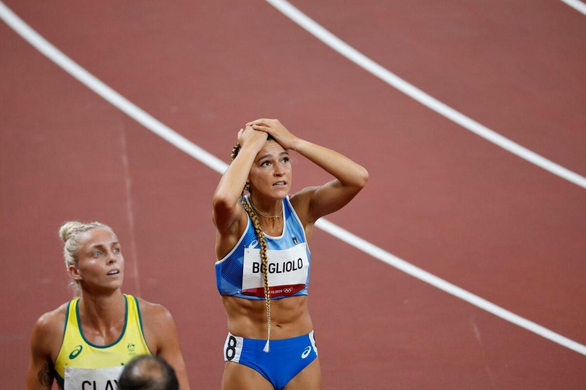 Luminosa Bogliolo jooksis 100 m tõkkejooksus Itaalia rekordi 12,75...