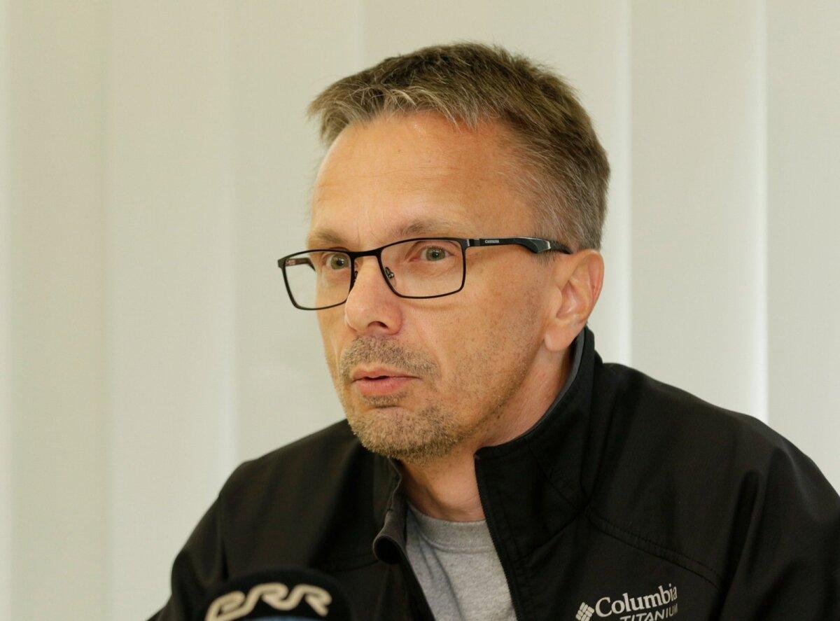 Olev Kalda - Veterinaar ja Toiduameti peadirektori asetäitja