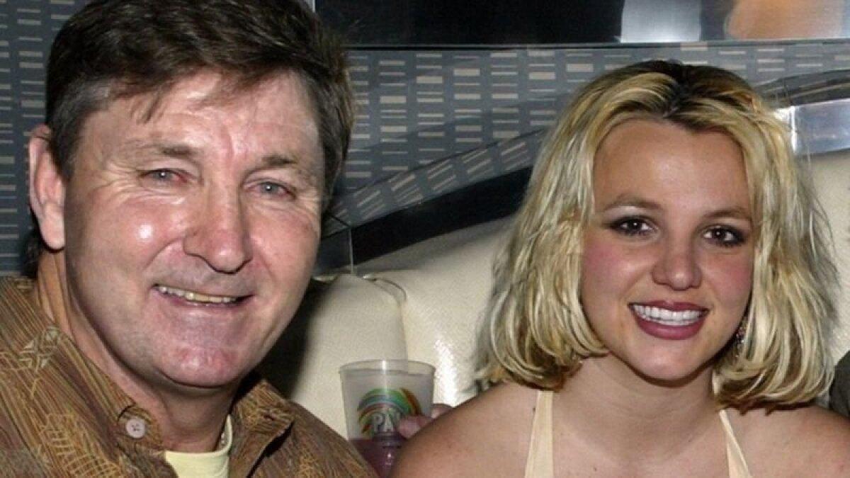 Бритни находилась под опекой своего отца с 2008 года