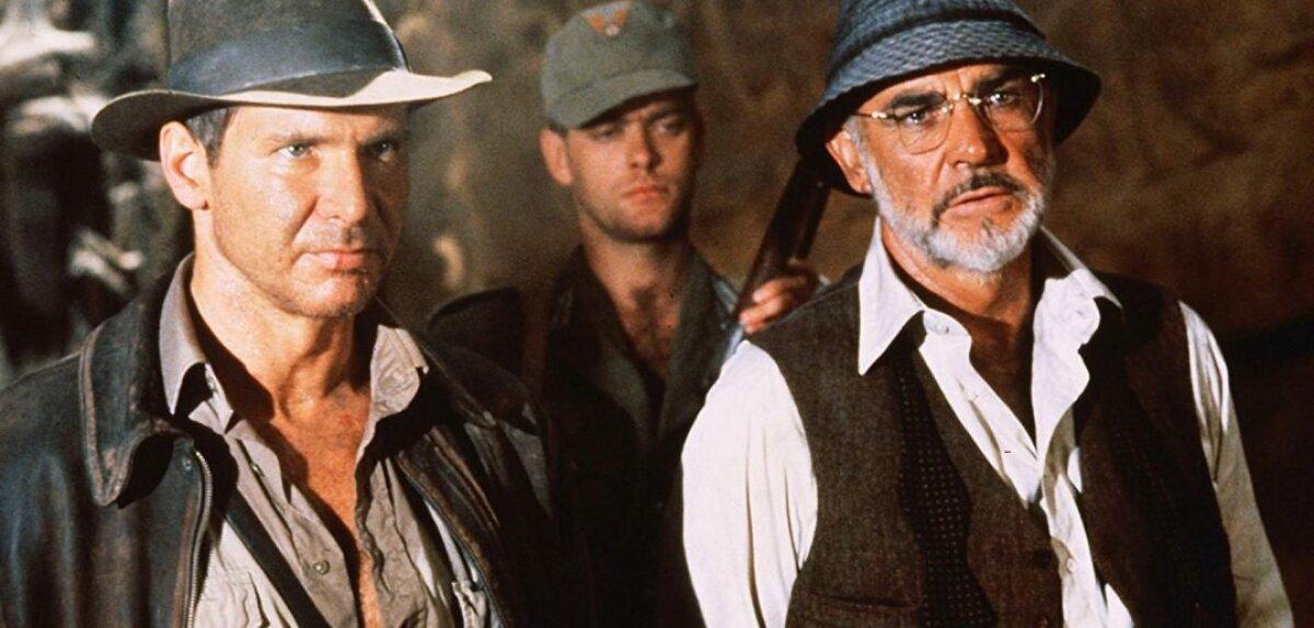 . Indiana Jones And The Last Crusade