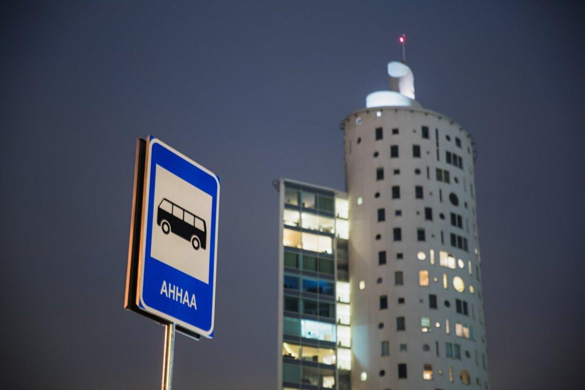 Eesti suurim bussipeatus
