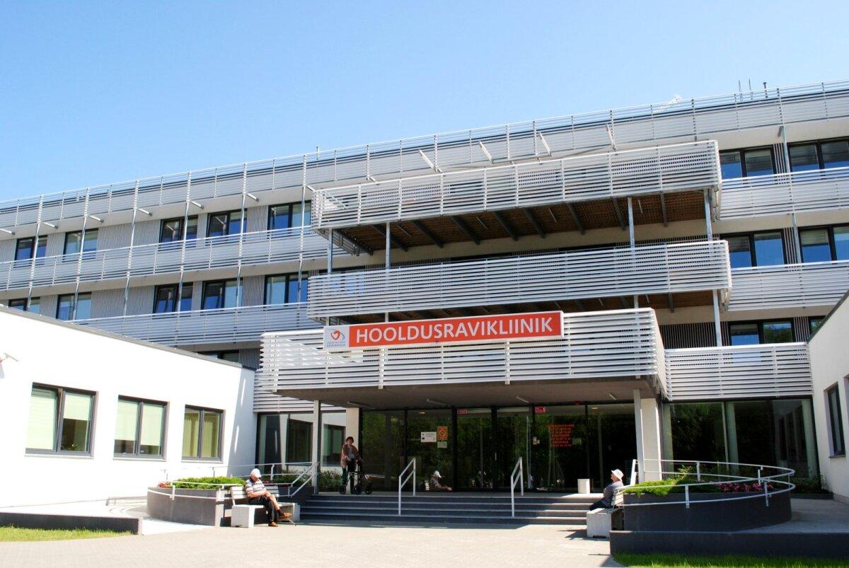 Lääne-Tallinna keskhaigla hooldusravikliinik
