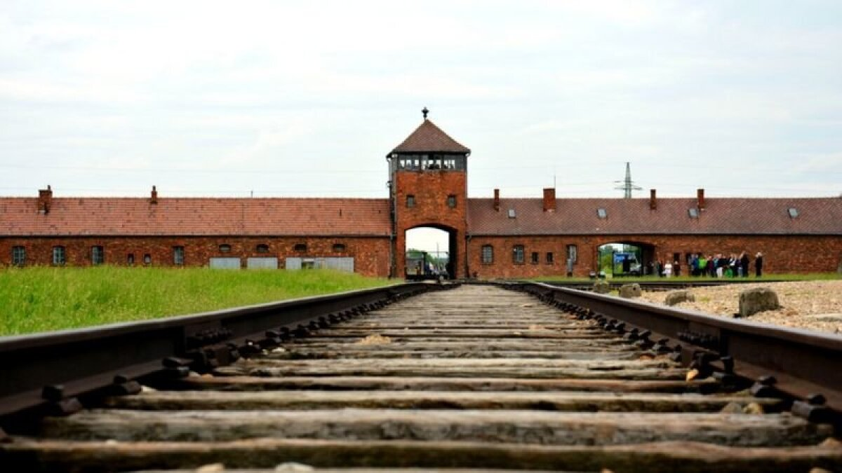 Во время Холокоста нацисты убили в концентрационных лагерях миллионы