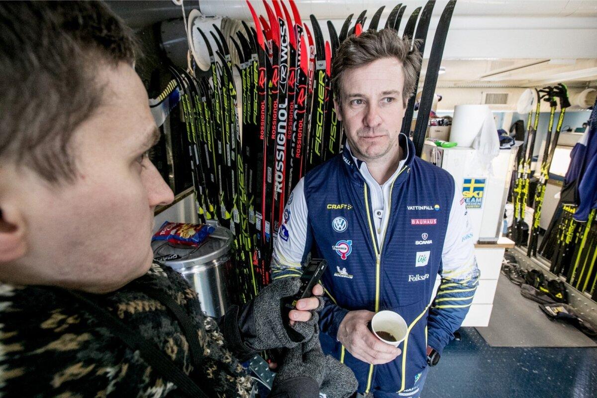 Rootsi määrdepealik Urban Nilsson