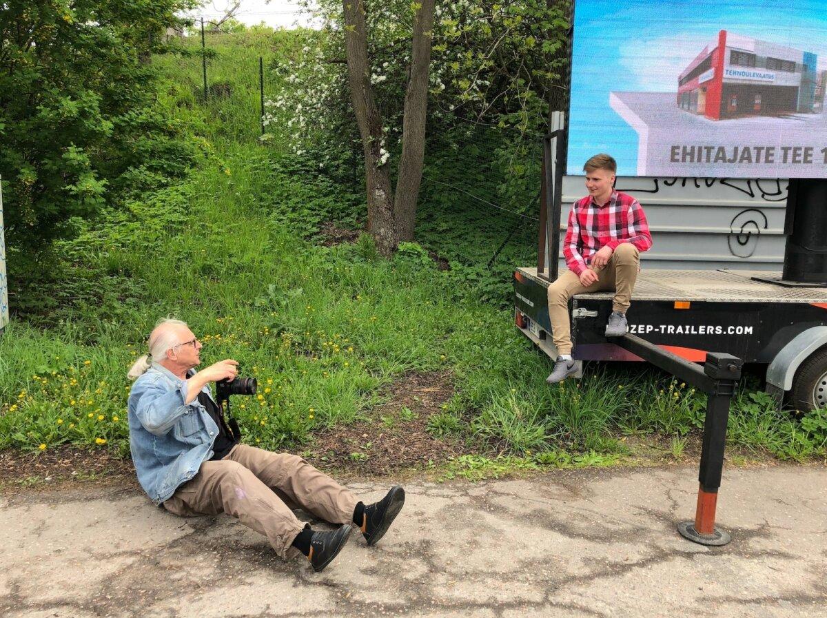 2018. aasta kevadel hakkas Maalehe ajakirjanikele tunduma, et maapoiss Uudo Sepp pürib superstaari tiitli poole. Sestap sündis temaga intervjuu ja Sven utsitas noormehe lõpuks sellelt platvormilt hooga alla hüppama. Keegi viga ei saanud.