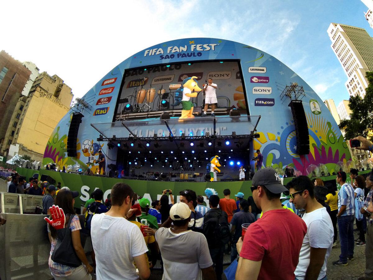 FIFA Fan Festi ala.