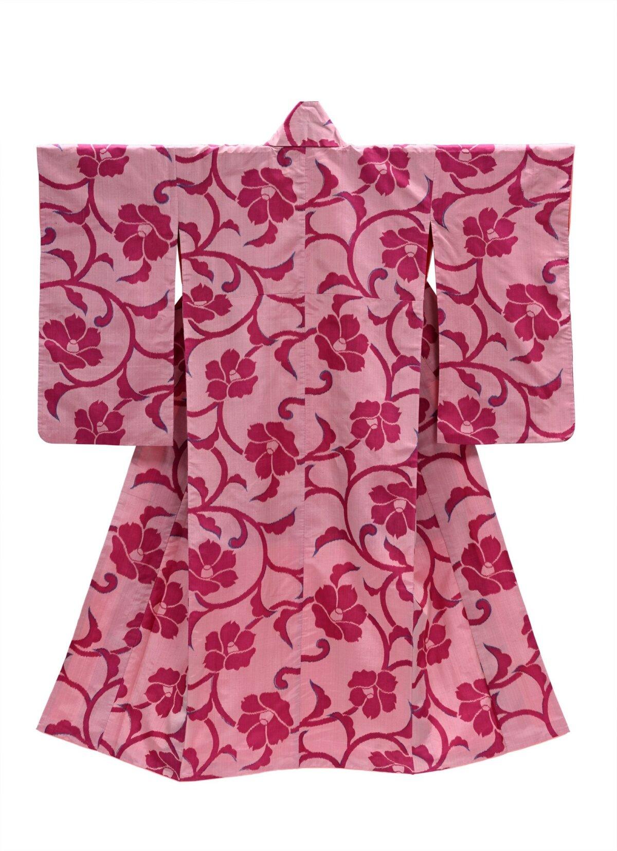 Jaapani kimono.