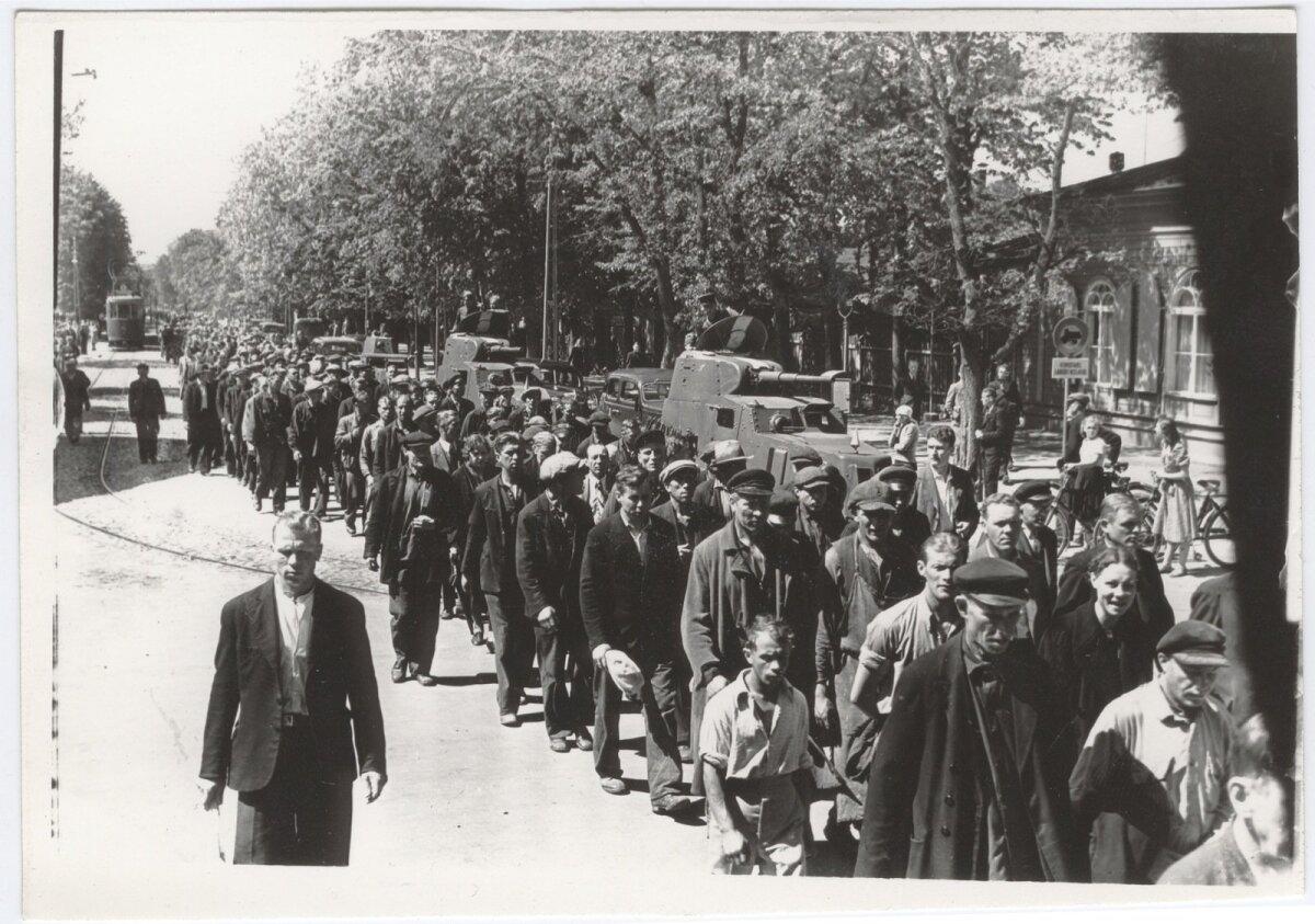 21. juuni meeleavaldus Tallinnas