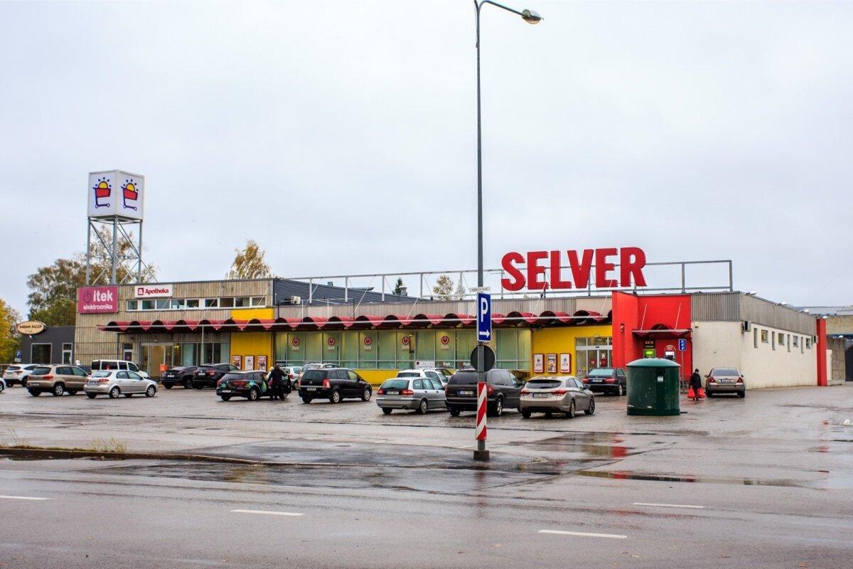 Mai keskus Pärnus