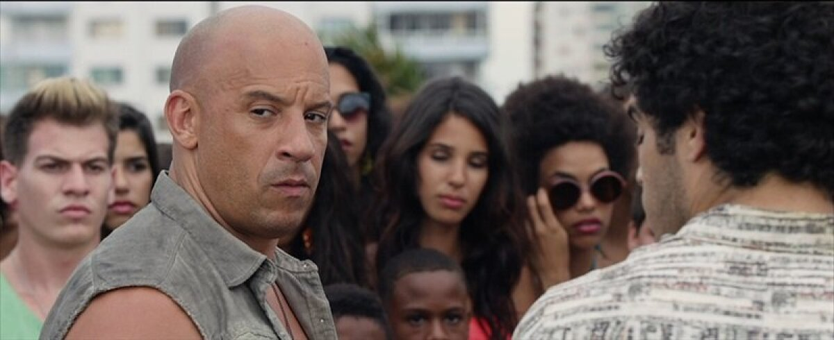 """Vin Diesel filmis """"Kiired ja vihased 8"""""""