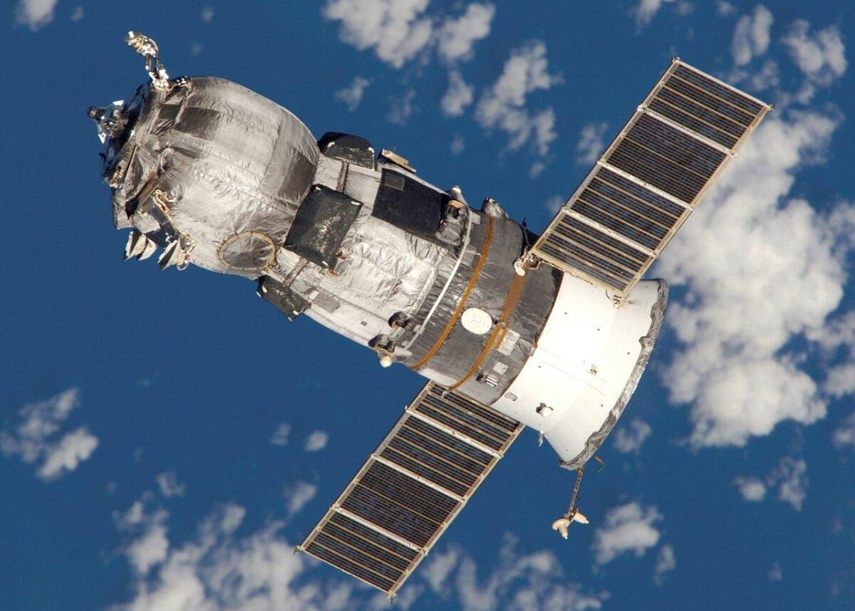 Kosmoselaev Progress (antud juhul M-52, aastast 2005)