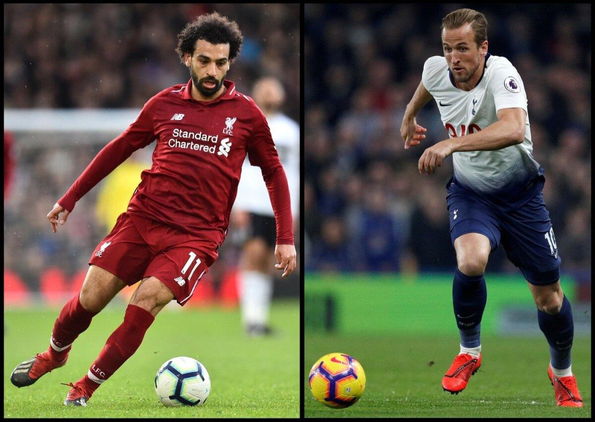 Mohamed Salah ja Harry Kane tahavad mõlemad olla Meistrite liiga finaali otsustajaks.
