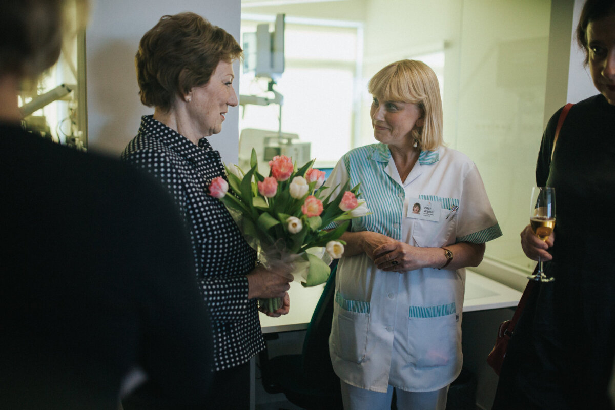 Pelgulinna sünnitusmajas avati Baltimaade esimesed vastsündinute intensiivravi perepalatid
