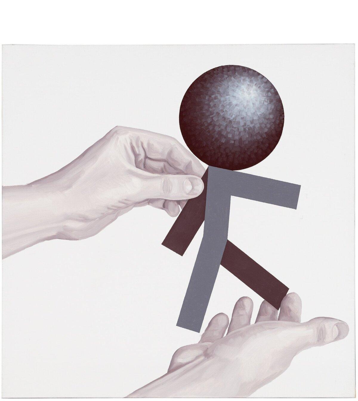 """Nimeta CXLVII"" (2000), Kaido Ole"