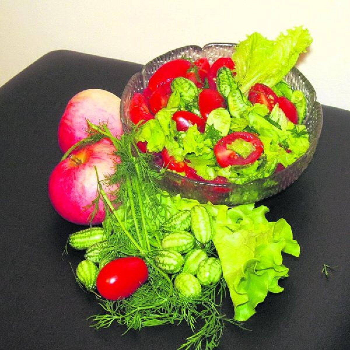 Mehhiko pisikurk salatis
