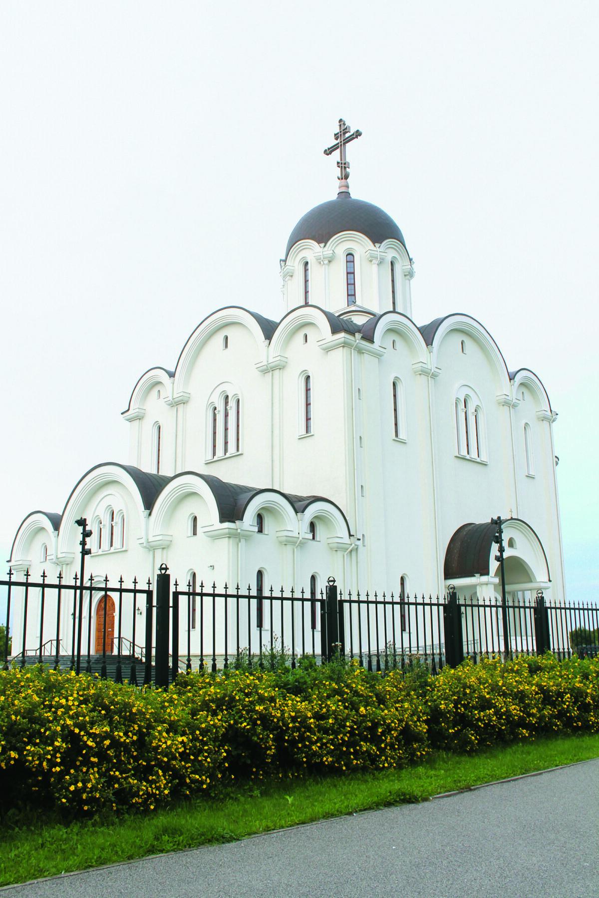 Lasnamäe Jumalaema Kiirestikuulja Ikooni kirik