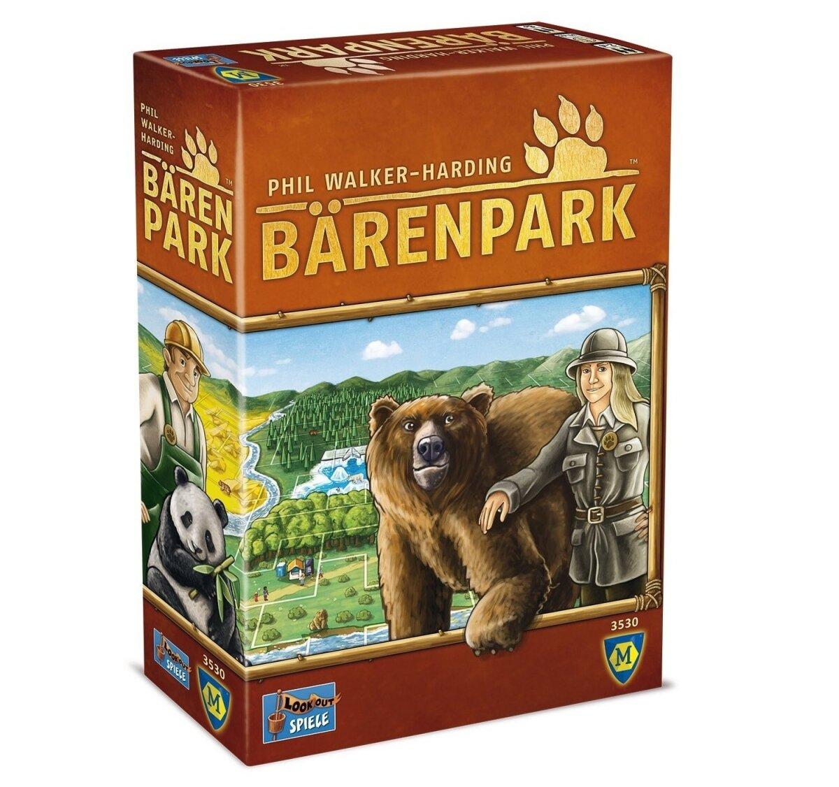 """""""Bärenpark""""."""