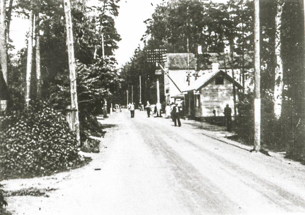 VAPUSTAS EESTIT: Idüllilises Aegviidus vägistati ja tapeti suvel 1935 aadlipreili Hilja Zoege von Manteuffel.