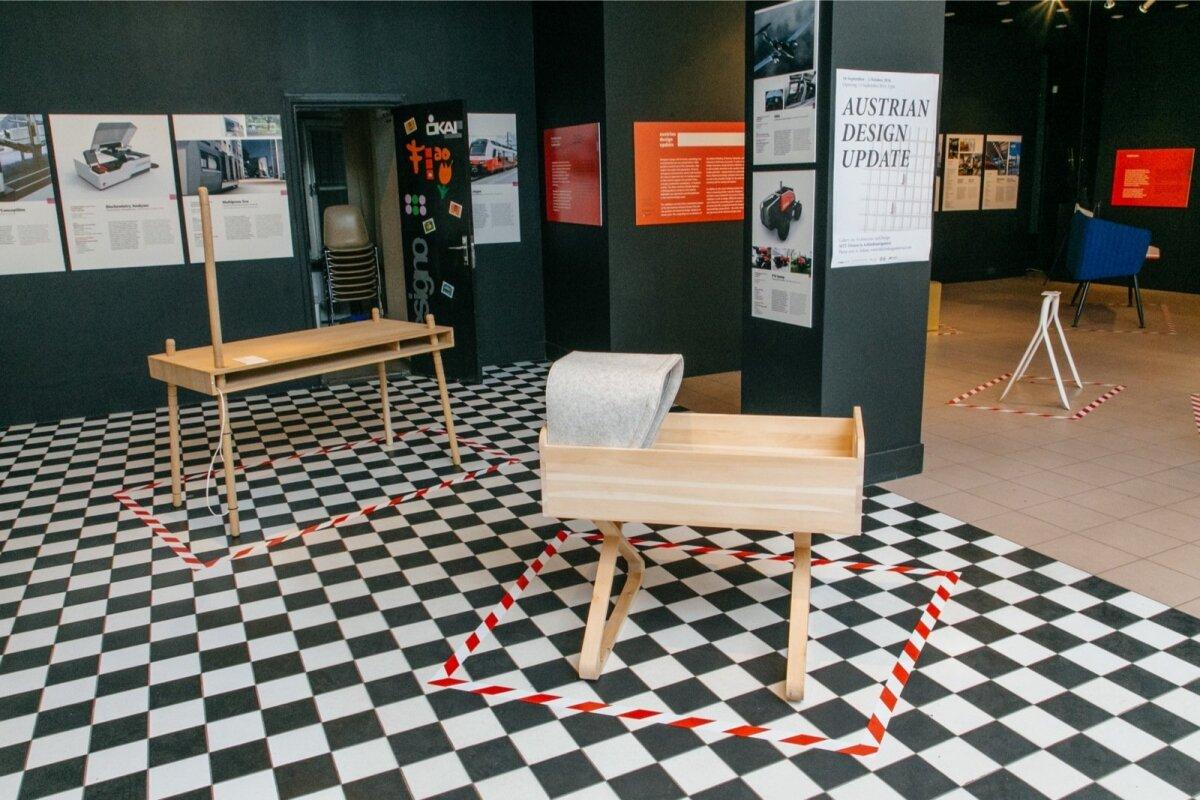 Austria disainiuudised Disainigaleriis
