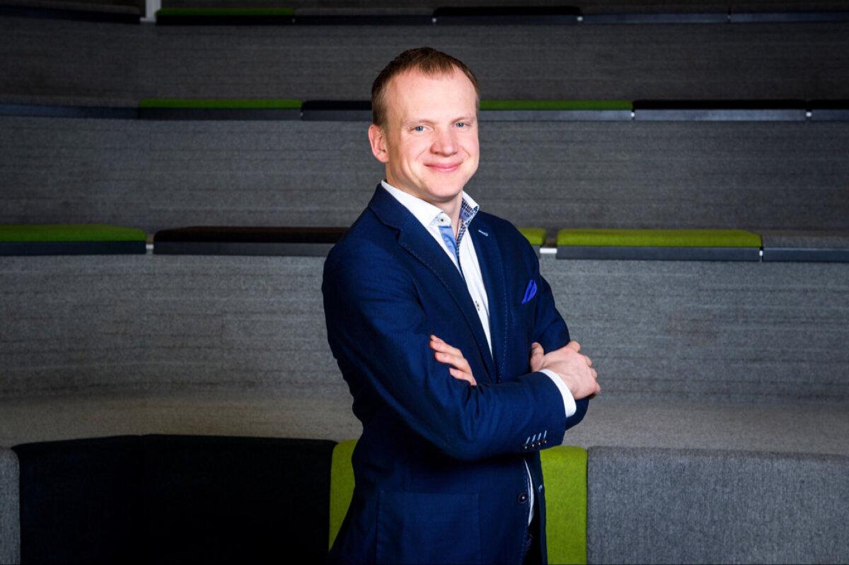 Siim Lepisk, SEB Innovatsioonijuht