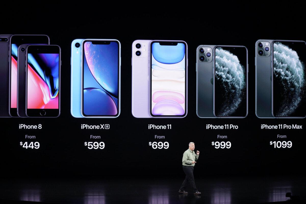 iPhone'i mudelivalikusse jäävad alles ka iPhone 8 ning iPhone XR