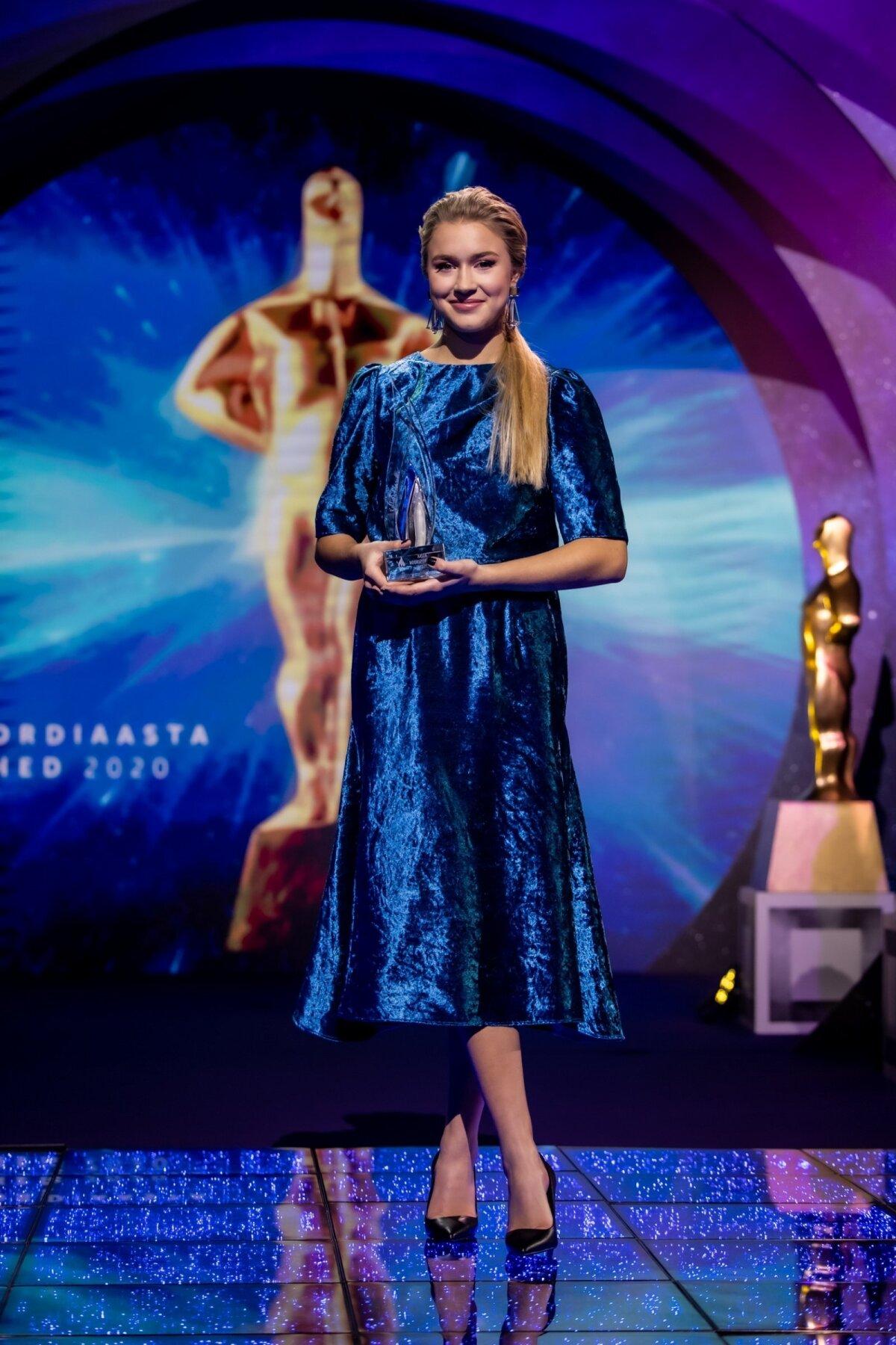 Kelly Sildaru - aasta noorsportlane!
