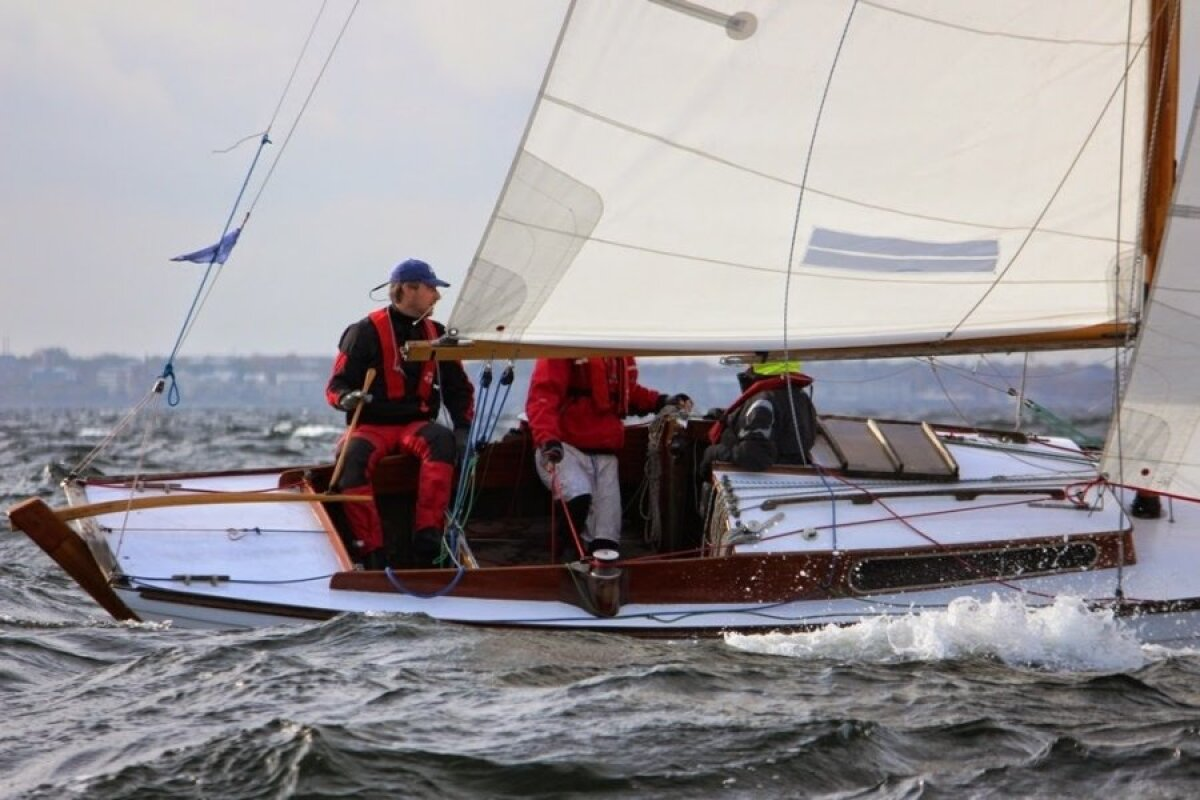 Folkboot Greta, Mikk Köösel, Kalev Jahtklubi