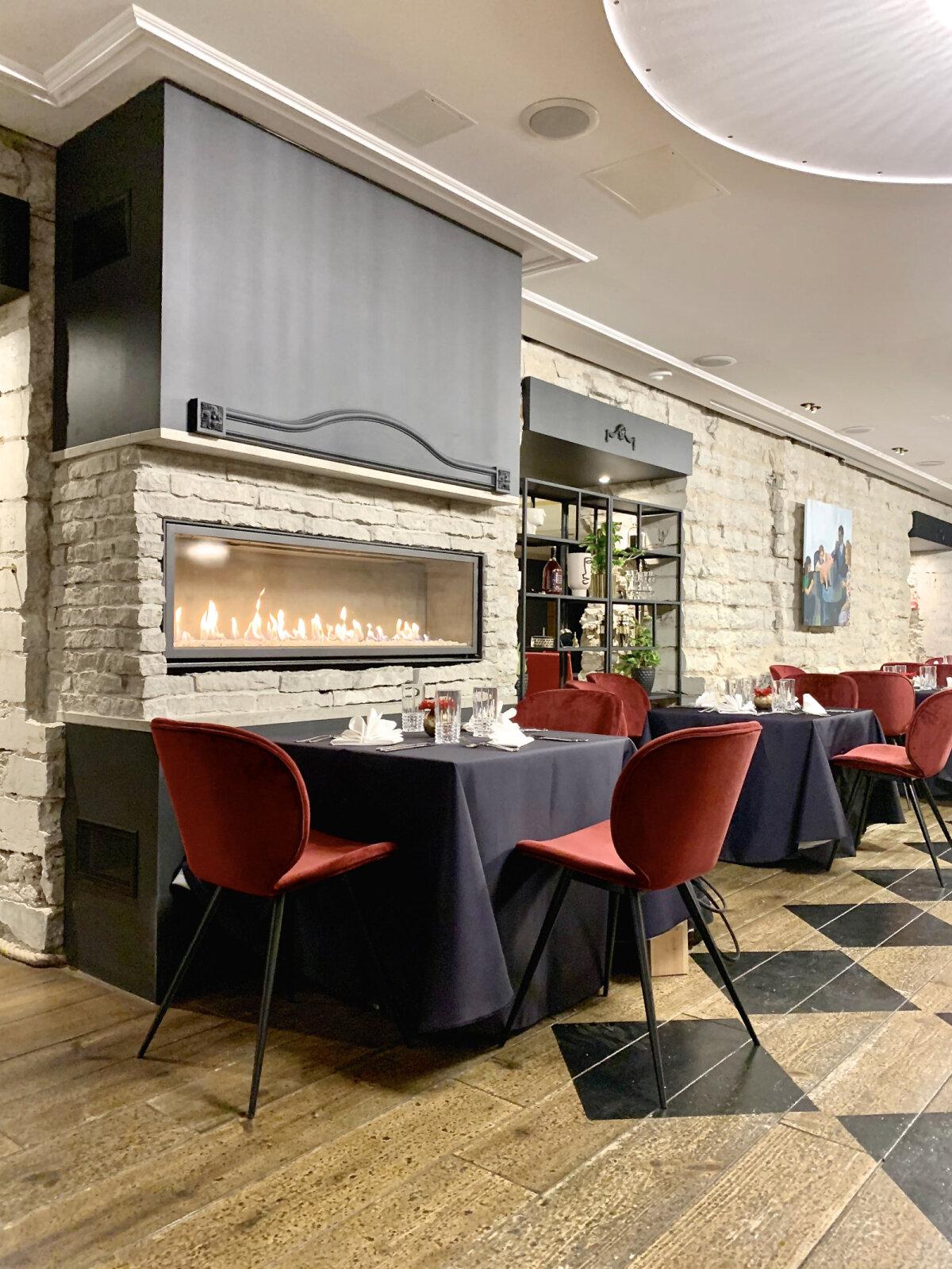 Restoranile uue ilme andmisel lõi kaasa kogu pere - peaaegu iga ruutmeeter ruumis sai uue värvikihi