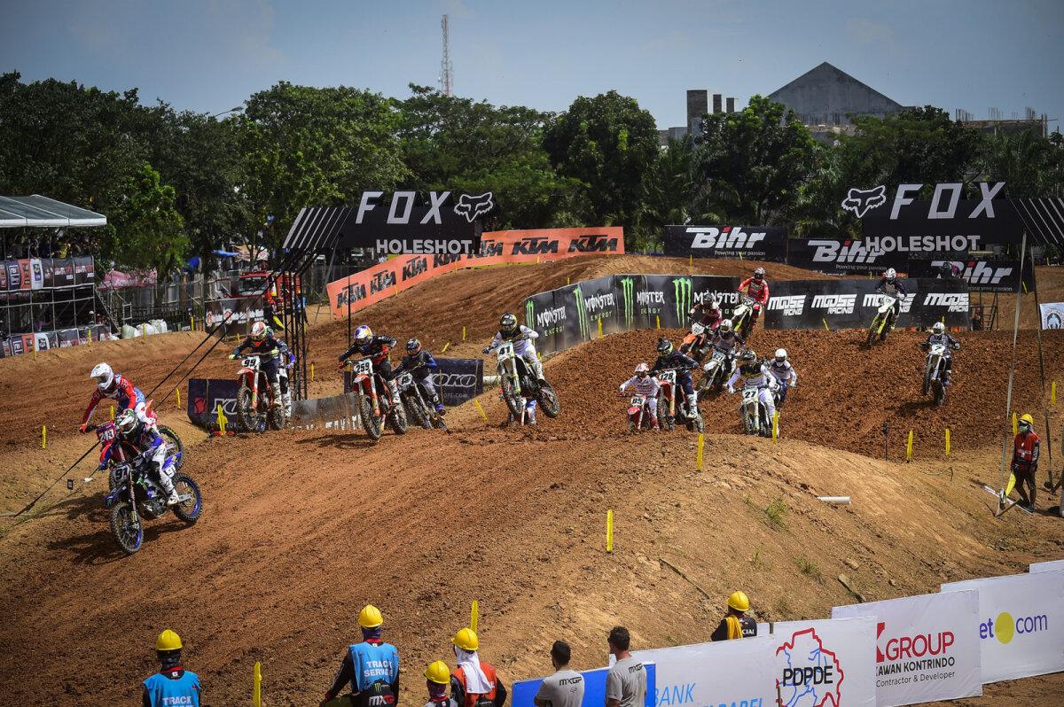 Esimese Indoneesia etapi start