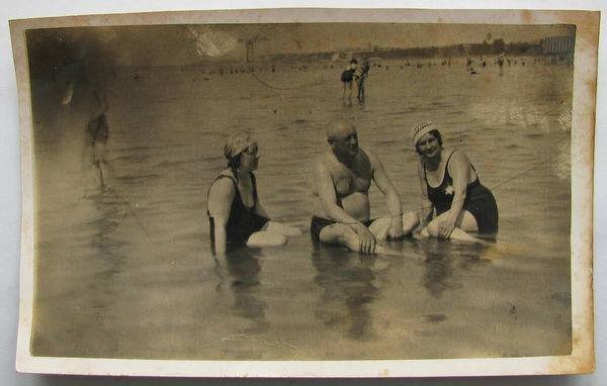 Stroomi rannas enne sõda.