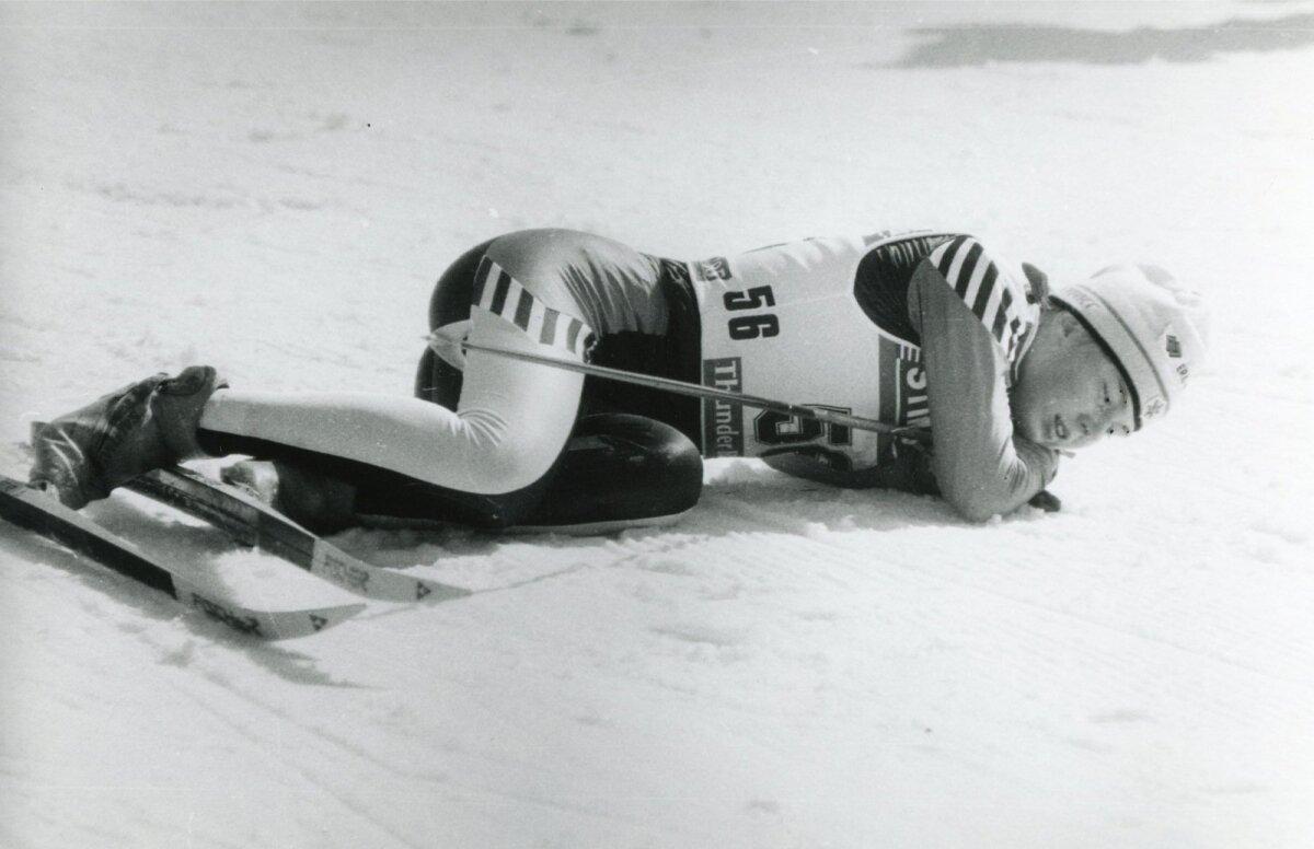 Aasta pärast 1994. aasta õnnelikku pääsemist rõõmustas Kristina Šmigun-Vähi pöidlahoidjaid Thunder Bay MM-il 5 km klassikasõidu viienda kohaga.