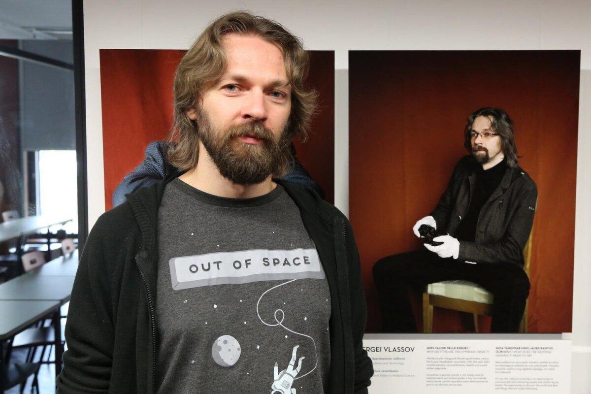 Сергей Власов, старший научный сотрудник Института физики Тартуского университета