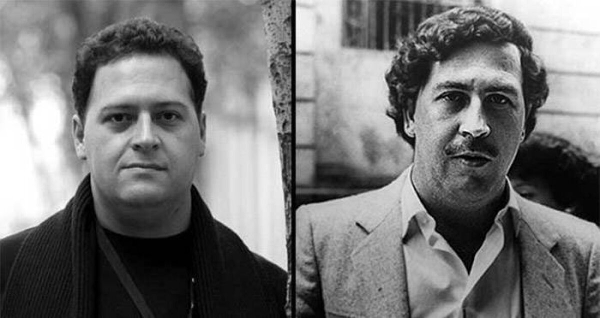Pablo Escobari poeg ja Pablo Escobar