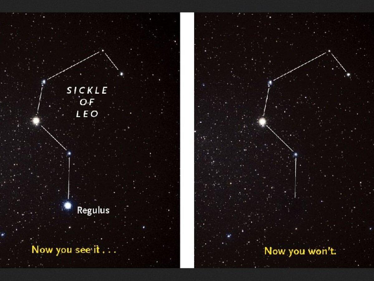 Nüüd sa näed mind... Nüüd ei näe... Akira Fujii / Sky & Telescope magazine / EarthSky