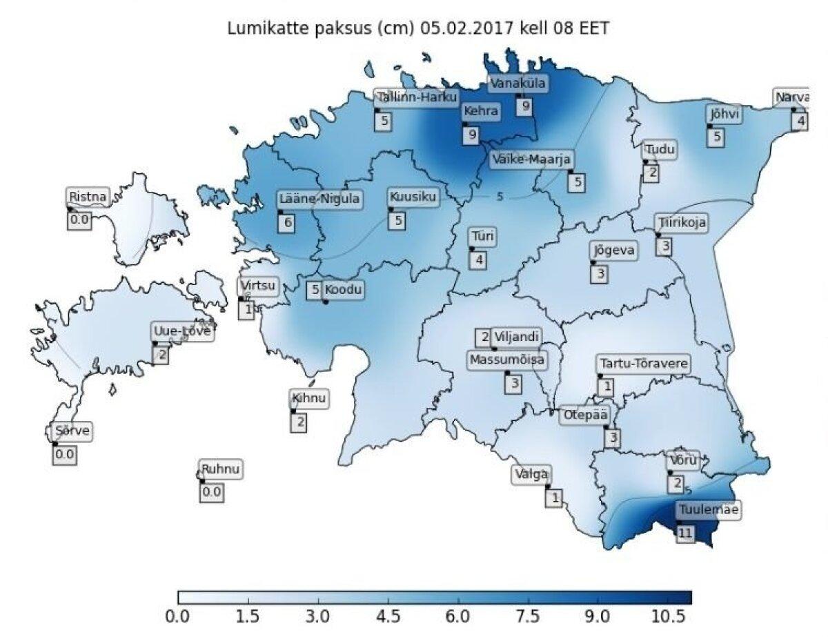 Lumekate Eestis