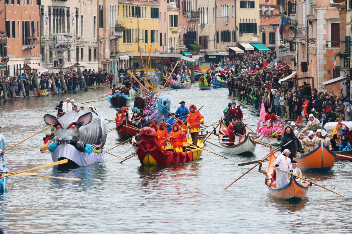 Veneetsia võidab kõigi südamed