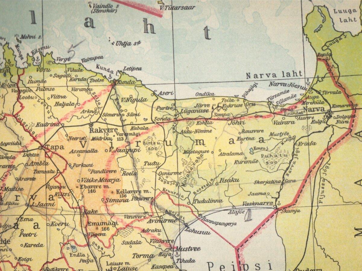 Väljavõtted  raamatust Eesti Entsüklopeedia, 2 köide. 1933