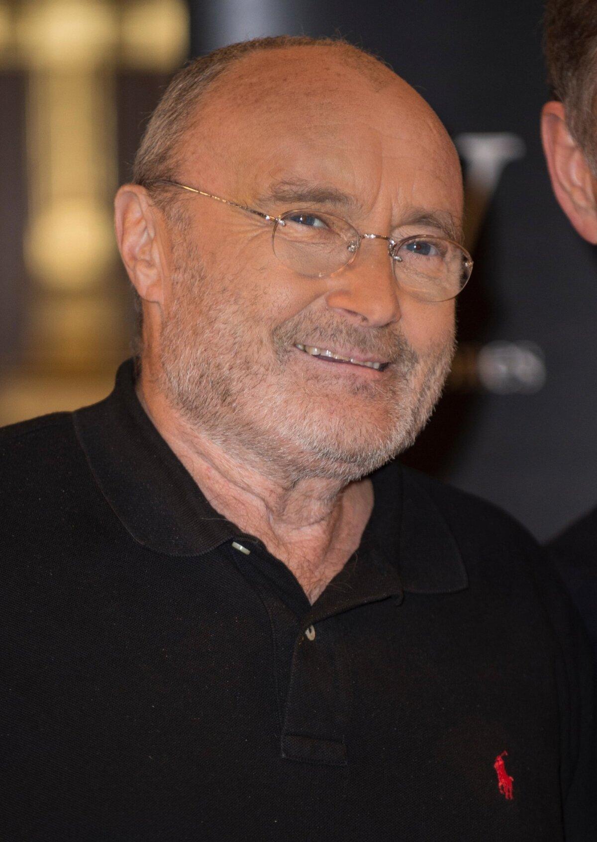 LEGEND Phil Collins.