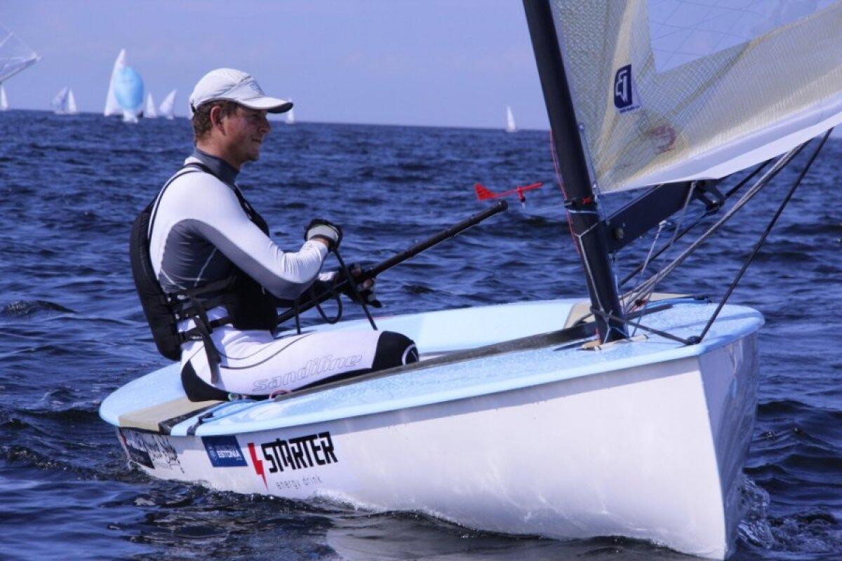 Deniss Karpak, Finn, Karpak Sailing Team