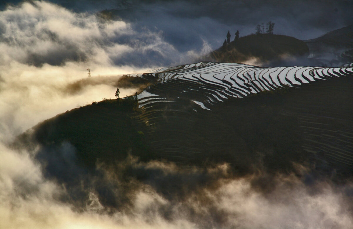 Yuanyangi riisiterrassid, põlvkondade ja sajandite elustiil
