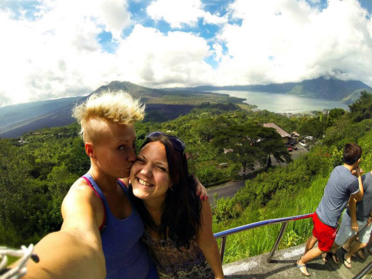 Minu parim sõber Liisa (Bali, Indoneesia).