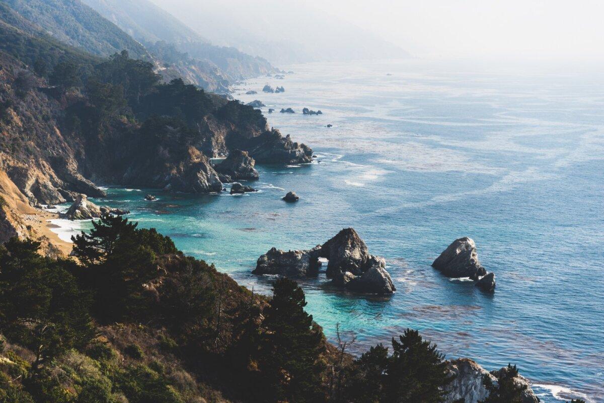 Big Sur Californias