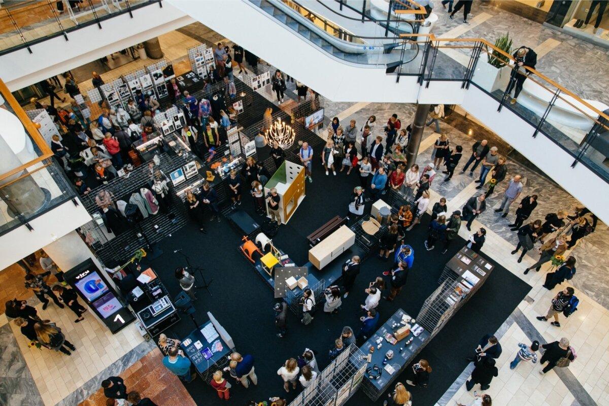 Tallinna Disainiöö festivali avamine 2016