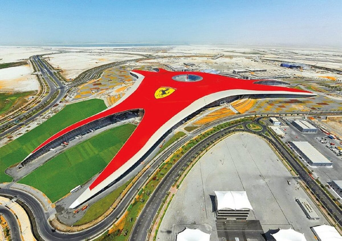 Ferrarimaailm.