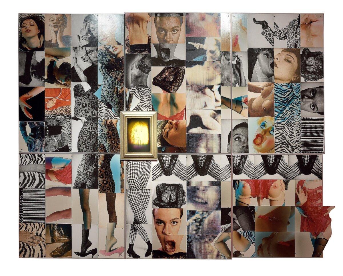 """Avignoni naised"" (1993), DeStudio"