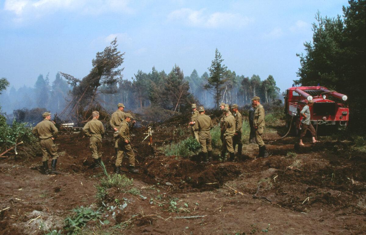 Sisekaitserügemendi ajateenijad on jõudnud tulekahju piirile.