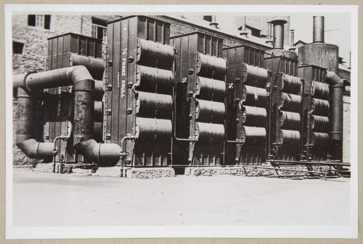 Jahutusseadmed III põlevkivitööstuses