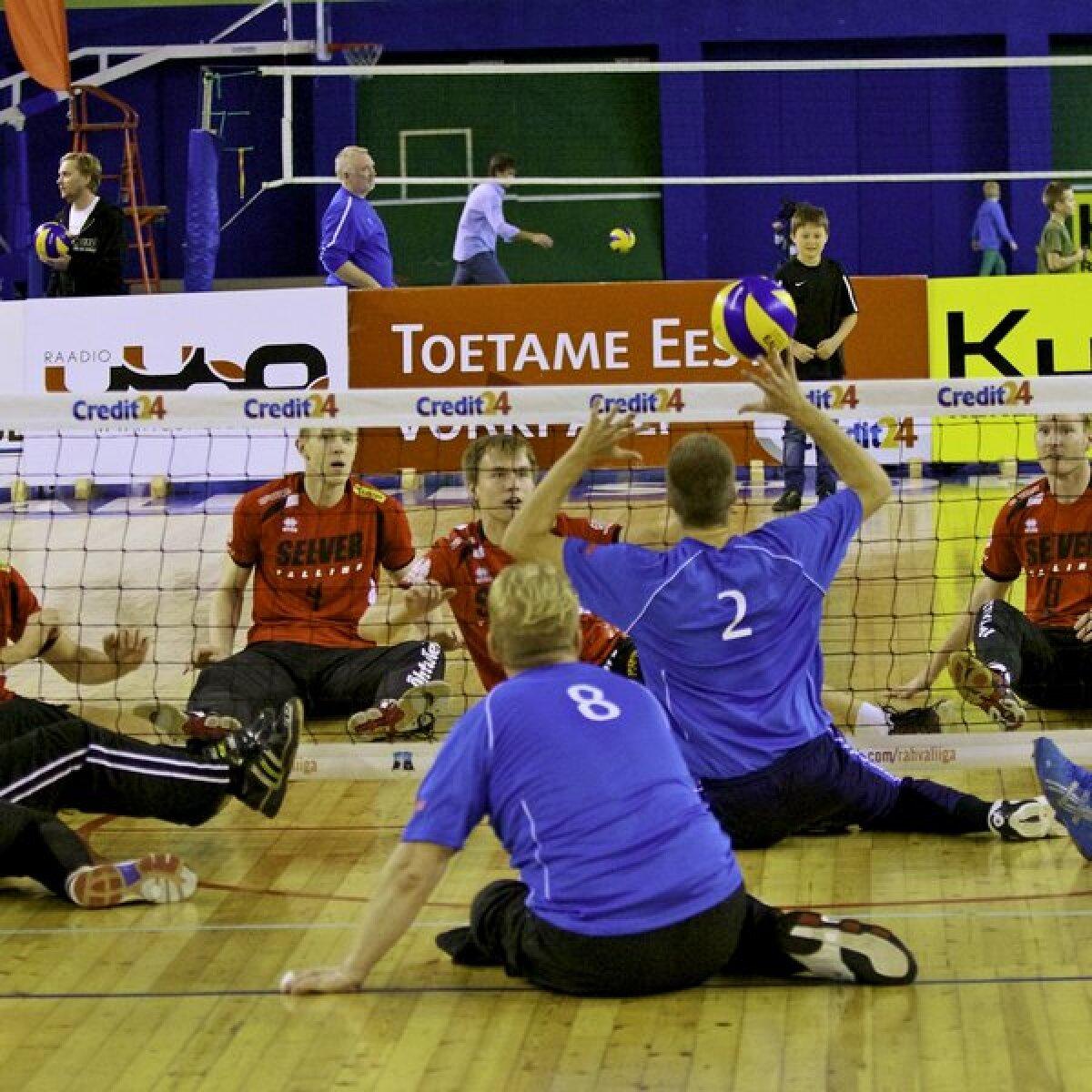 Tallinna Selver vs Istevõrkpalli Klubi IVK Credit24 Öövollel. Foto: Urmas Piir